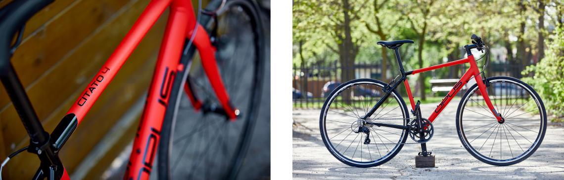 Urban Performance Bike   Opus Bike