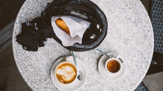 Bon Vivants X Rouleurs Cafe Ride